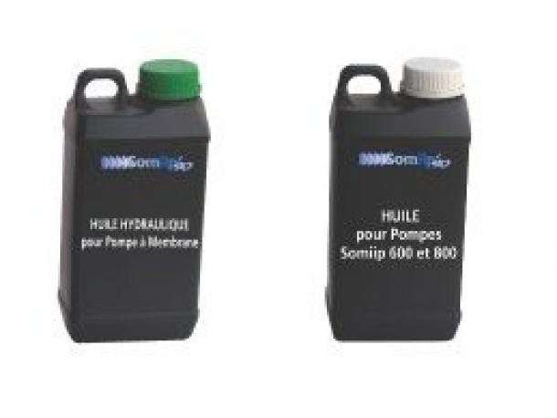 HUILE HYDRAULIQUE HYS / HUILE MOTEUR