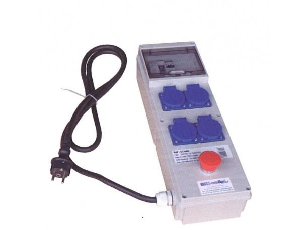 COFFRET ELECTRIQUE PROFESSIONNEL 4 PC